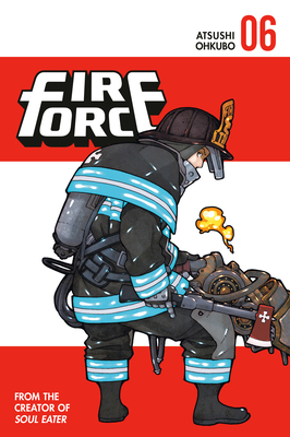 Fire Force 6 Cover Image