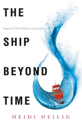 Cover for The Ship Beyond Time