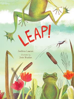 Leap! by JonArno Lawson
