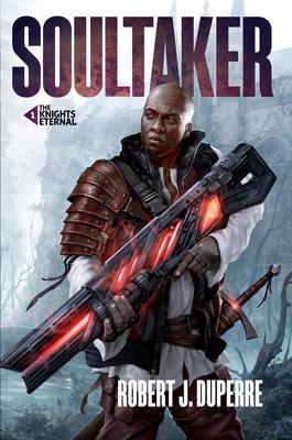 Cover for Soultaker (Knights Eternal #1)