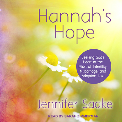 Hannah's Hope: Seeking God's Heart in the Midst of Infertility, Miscarriage, and Adoption Loss Cover Image