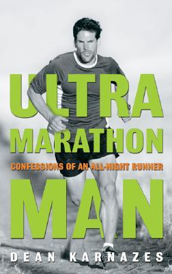 Ultramarathon Man Cover