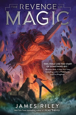 The Revenge of Magic Cover Image