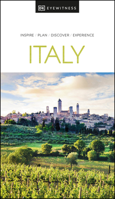 DK Eyewitness Italy (Travel Guide) cover