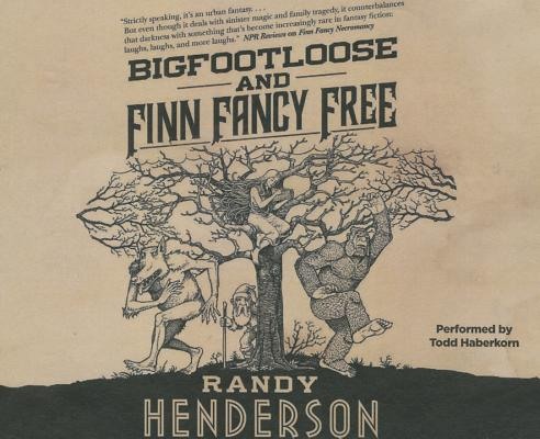 Bigfootloose and Finn Fancy Free Cover Image