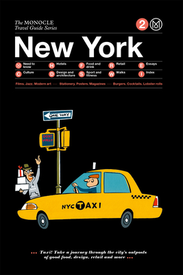 The Monocle Travel Guide to New York (Updated Version) Cover Image
