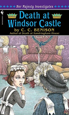Death at Windsor Castle Cover