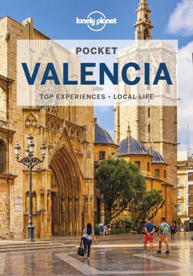 Lonely Planet Pocket Valencia Cover Image