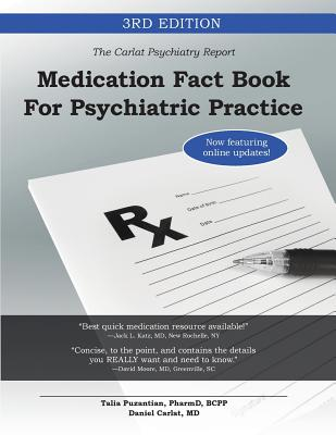 Medication Fact Book for Psychiatric Practice Cover Image