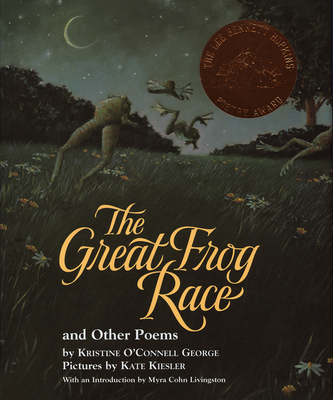 The Great Frog Race Cover