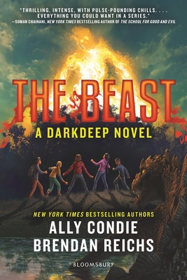 The Beast (The Darkdeep) Cover Image