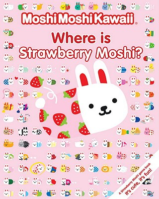 Where Is Strawberry Moshi? Cover