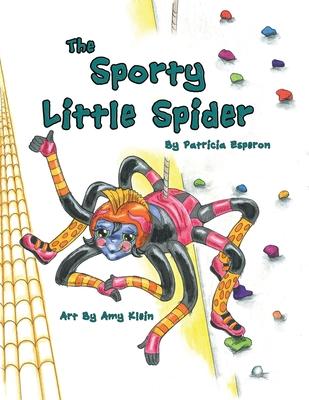 The Sporty Little Spider Cover Image