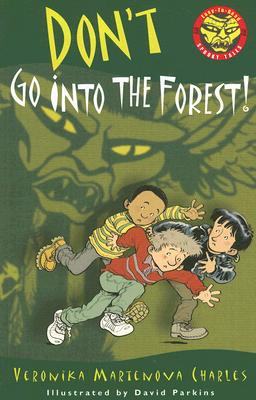 Don't Go Into the Forest! Cover