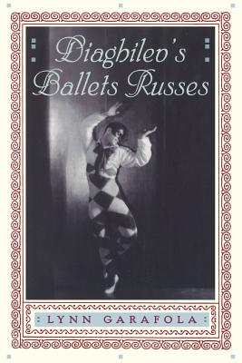 Cover for Diaghilev's Ballets Russes