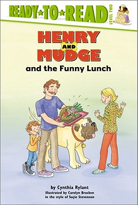 Henry and Mudge and the Funny Lunch (Henry & Mudge #24) Cover Image