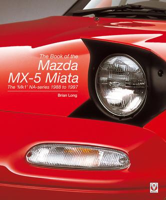Cover for The Book of the Mazda MX-5 Miata