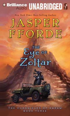 The Eye of Zoltar (Chronicles of Kazam #2) Cover Image