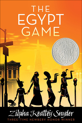 Cover for The Egypt Game