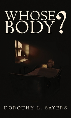 Cover for Whose Body?