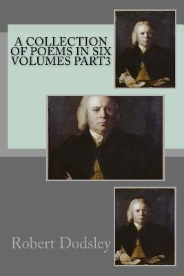 Cover for A collection of poems in six volumes part3
