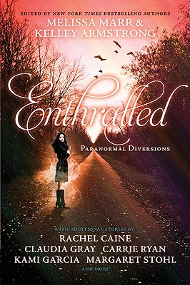 Enthralled: Paranormal Diversions Cover Image