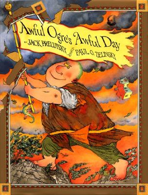 Awful Ogre's Awful Day Cover