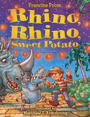 Rhino, Rhino, Sweet Potato Cover