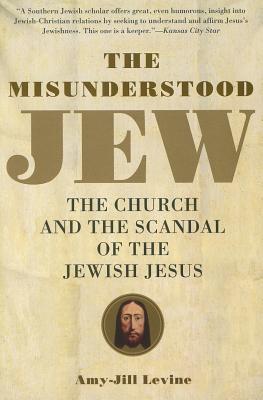 The Misunderstood Jew Cover