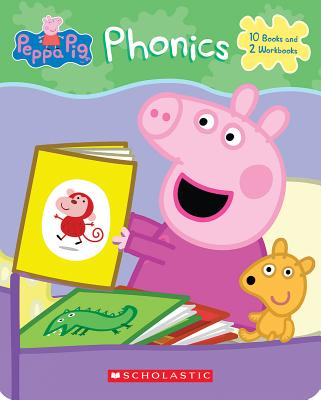 Peppa Phonics Boxed Set (Peppa Pig) Cover Image