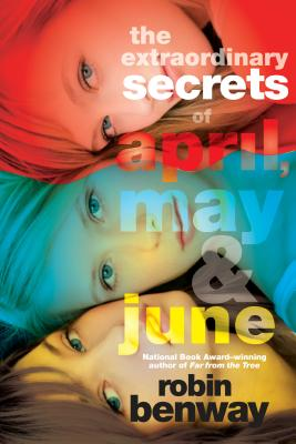 The Extraordinary Secrets of April, May, & June Cover Image