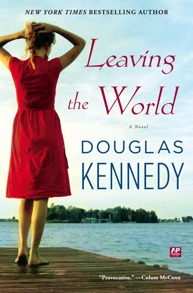 Leaving the World cover image