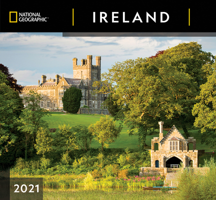Cal 2021- National Geographic Ireland Wall Cover Image
