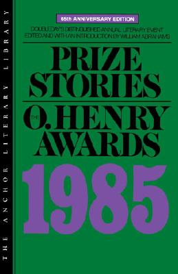 Prize Stories 1985 Cover