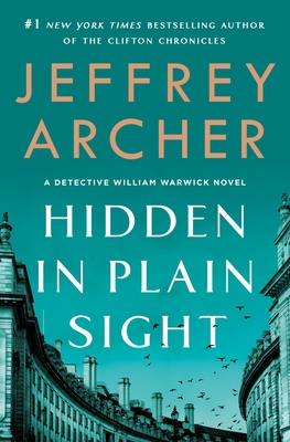 Hidden in Plain Sight: A Detective William Warwick Novel (William Warwick Novels #2) Cover Image