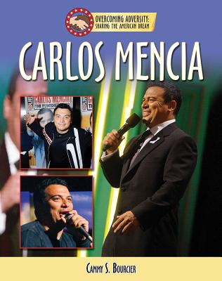 Cover for Carlos Mencia (Overcoming Adversity