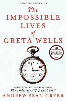 The Impossible Lives of Greta Wells Cover