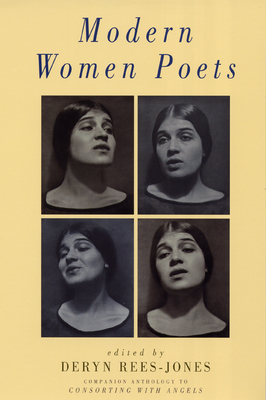Cover for Modern Women Poets