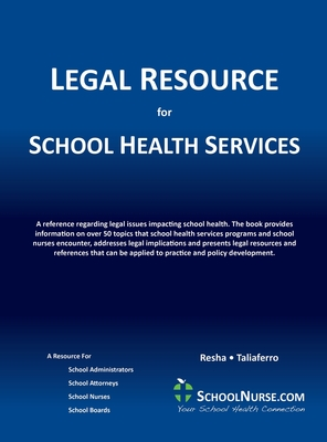 Legal Resource for School Health Services Cover Image