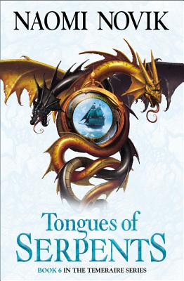 Tongues of Serpents Cover Image