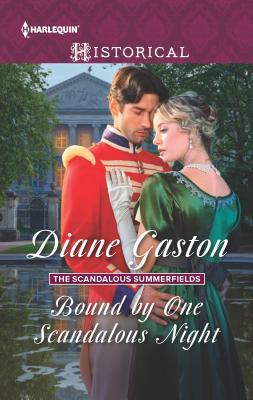 Bound by One Scandalous Night Cover