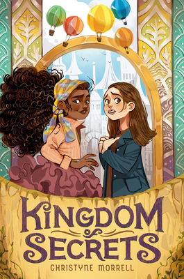 Cover for Kingdom of Secrets