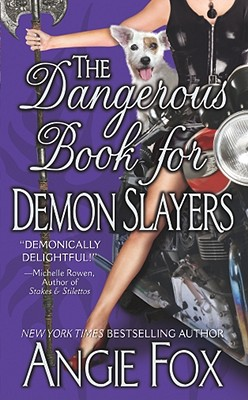 The Dangerous Book for Demon Slayers Cover
