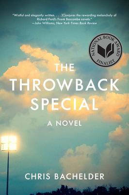 The Throwback Special: A Novel Cover Image