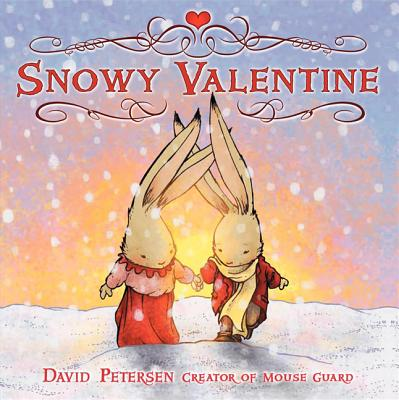 Snowy Valentine Cover