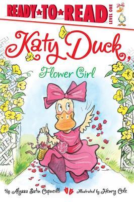 Katy Duck, Flower Girl Cover Image