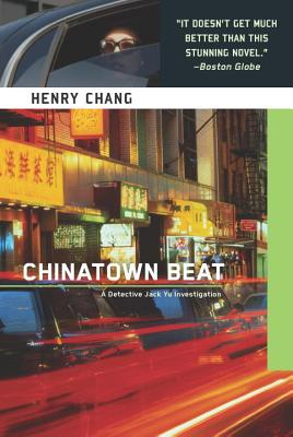 Chinatown Beat Cover