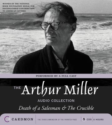 The Arthur Miller Audio Collection Cover
