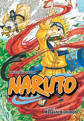 Naruto, Vol. 1 (Collector's Edition) Cover Image