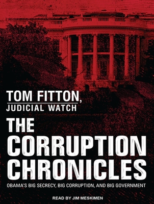 Corruption Chronicles Cover